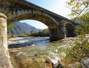 Un bel fiume