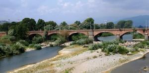 Il ponte sul Magra