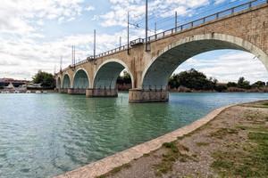 Ponte ferrato…