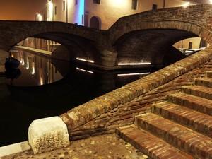 Uno dei tanti bellissimi ponti…