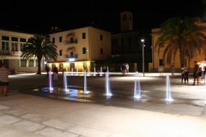 Marina di Campo – la Nuova Piazza Dante Alighieri