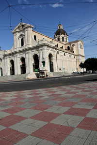 Piazza Bonaria- seconda versione-