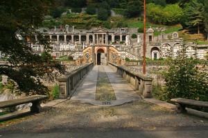 Il ponte del cimitero
