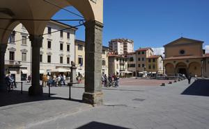 San Giovanni Valdarno – Piazza Cavour