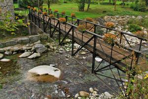 ''Il ponte della Piana'' - San Paolo Cervo