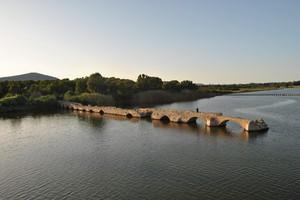 Ponte Romano sul Calick