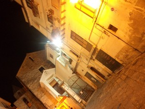 Largo S.Pietro a Corte- eredita' del principe longobardo Arechi II-Salerno