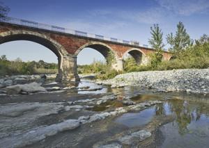 Ponte sul torrente Piota