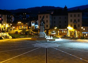 Luci in piazza