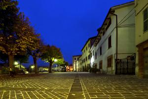 Fiastra – Piazza Dario Conti