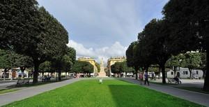 verde relax in Piazza Monaco