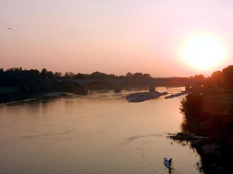 ''Ponte della Libertà'' - Pavia