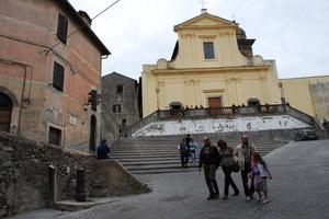 Largo della Cattedrale,Bracciano