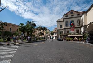 """""""Piazza Tasso"""""""
