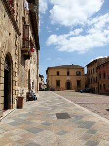 la piazza della cattedrale