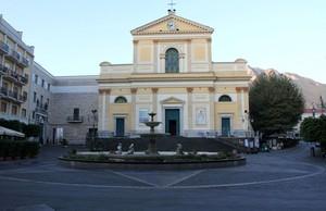 Piazza Duomo da est