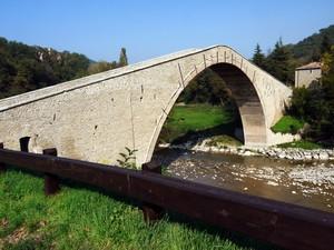 Il ponte Alidosi.