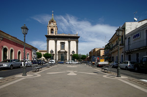 Piazza San Mauro