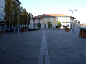 Piazza di magnago