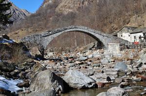 Un vecchio ponte Romano