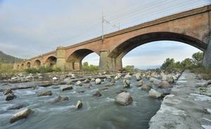 Ponte Ferroviario sul Magra