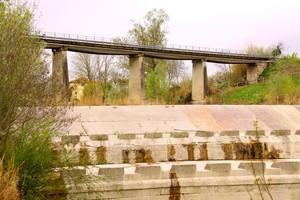 Viadotto sul Santerno