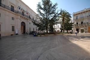 Piazza Roma, Martina Franca