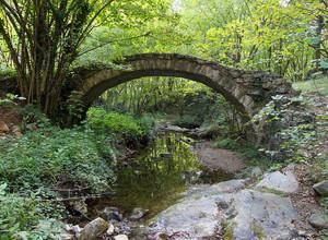 Ponte strada Colletta