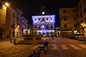 una notte a Civita