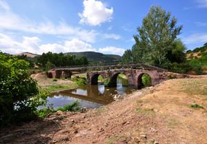Il Ponte Romano di Allai