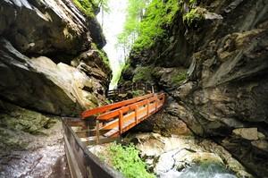 Ponticello alla Cascate di Stanghe