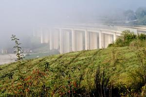 Tra la nebbia …