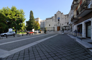 Piazza Simon Bolivar