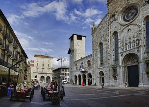 Piazza del Duomo di Como