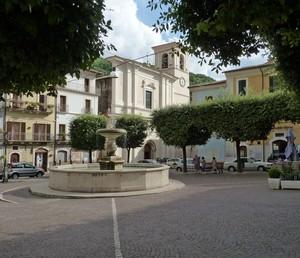 Fontana e Duomo