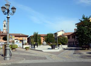 Una Piazza di Arluno