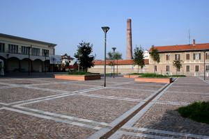 La nuova piazza di Via Arconate