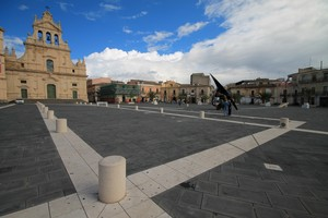 Piazza ottagonale