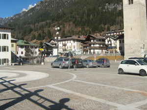 Piazza Santa Giustina