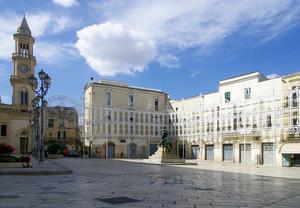 Piazza del Duomo…