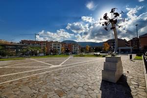 Piazza caduti di  Nassiriya