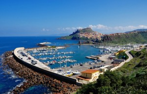 Castelsardo: il porto turistico