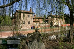 Villa Gromo Ternengo, la Sirenetta