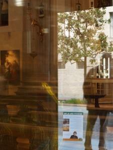 La visita nell'ex sinagoga