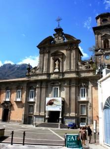 visita all'Abbazia della SS. Trinità di Cava de' Tirreni