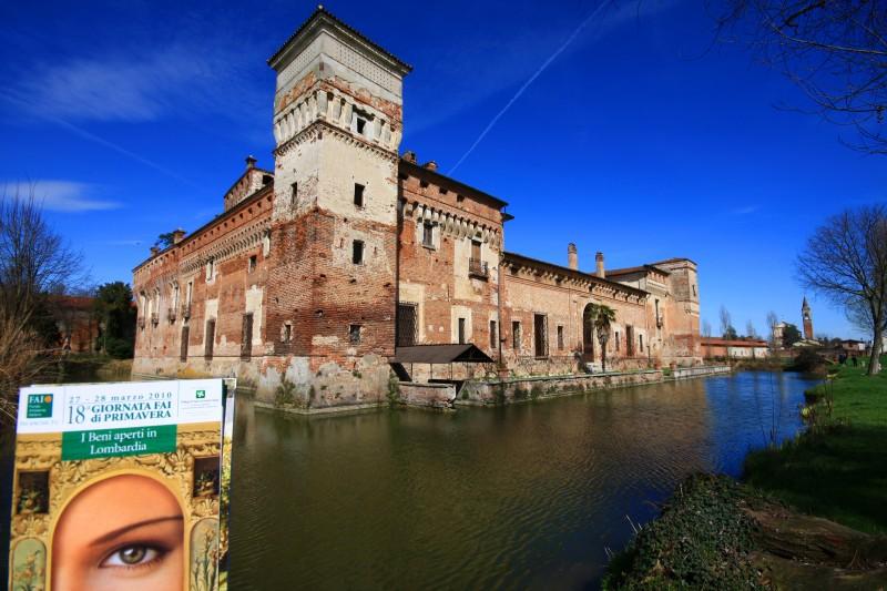 ''il castello di padernello'' - Borgo San Giacomo