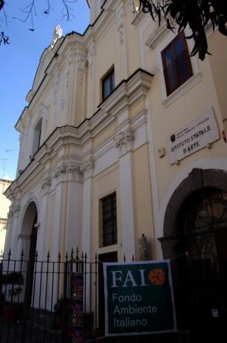 Torre del Greco - Istituto d'arte di Torre del Greco