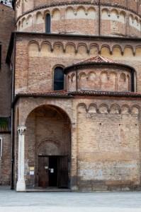 Padova - Battistero del Duomo