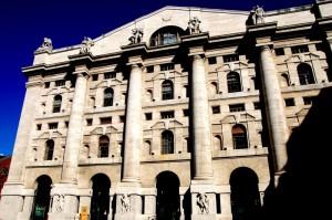 Palazzo Mezzanotte, Sede di Borsa Italiana SpA