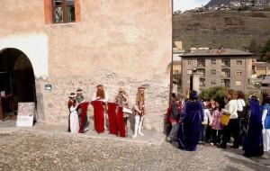 Visita al Castel Masegra